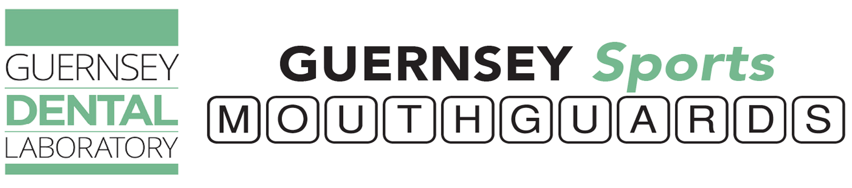 Guernsey Sports Mouthguards Logo